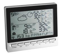 Meteostanice s vícedenní předpovědí počasí TFA 35.1127 METEOTIME INFO