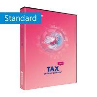 TAX 2017 Standard MLP - nesíťová přídavná licence pro další počítač