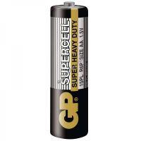 Baterie GP Supercell R6 (AA) fólie - zinkouhlíková