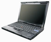 "12"" Lenovo ThinkPad X201"