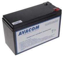 Baterie Avacom RBC17 bateriový kit - náhrada za APC - neoriginální