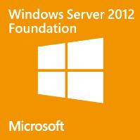 MS WINDOWS SVR 2012 Foundation CZ R2 64bit, 15users, vč.média - k serverům HAL3000