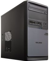 HAL3000 ProWork II SSD W10/ Intel i3-6100/ 4GB/ 120GB/ DVD/ CR/ W10
