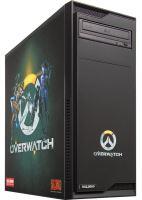 HAL3000 Overwatch / Intel i5-6500/ 16GB/ GTX 1070/ 240GB SSD + 1TB/ DVD/ W10