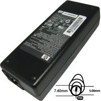 Napájecí adaptér 90W 18,5V, 7.4x5.0, orig. HP
