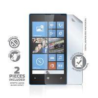 Prémiová ochranná fólie displeje CELLY pro Nokia Lumia 520/525, lesklá, 2ks
