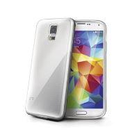 TPU pouzdro CELLY Gelskin pro Samsung Galaxy S5 / S5 Neo, bezbarvé
