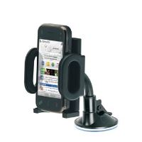 Univerzální držák s přísavkou CellularLine Crab pro mobilní telefony a smartphony, flexibilní rameno