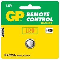 GP 625A, knoflíková alkalická baterie kompatibilní s LR9