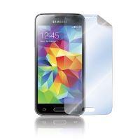 Prémiová ochranná fólie displeje CELLY Perfetto pro Samsung Galaxy S5 mini, lesklá, 2ks