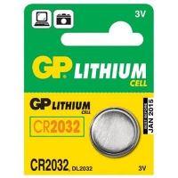 GP CR2430, knoflíková lithiová baterie kompatibilní s CR2430
