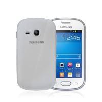 TPU pouzdro CELLY Gelskin pro Samsung Galaxy Core Plus, bezbarvé