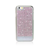 Zadní kryt Bling My Thing Extravaganza Pure Light Rose pro Apple iPhone 6/6S, MADE WITH SWAROVSKI® ELEMENTS