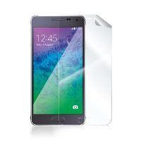 Prémiová ochranná fólie displeje CELLY Perfetto pro Samsung Galaxy Alpha, lesklá, 2ks
