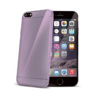 TPU pouzdro CELLY Ultrathin pro Apple iPhone 6 Plus / 6S Plus, fialové
