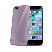 TPU pouzdro CELLY Ultrathin pro Apple iPhone 6/6S, fialové