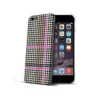 Zadní kryt CELLY Dandy pro Apple iPhone 6/6S, růžový