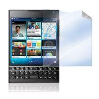 Prémiová ochranná fólie displeje CELLY pro BlackBerry Passport, lesklá, 2ks