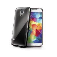 TPU pouzdro CELLY Gelskin pro Samsung Galaxy S5 mini, černé