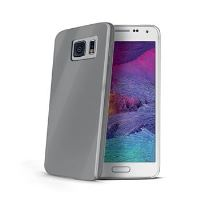 TPU pouzdro CELLY Ultrathin pro Samsung Galaxy S6, kouřové