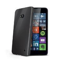 TPU pouzdro CELLY Gelskin pro Microsoft Lumia 640 / 640 Dual SIM, černé