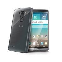 TPU pouzdro CELLY Gelskin pro LG G3 S, bezbarvé