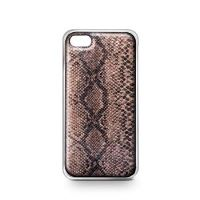 Zadní kryt CELLY Snake LUXURY pro Apple iPhone 6/6S, bronzový
