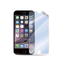 Prémiová ochranná fólie displeje CELLY pro Apple iPhone 6/6S, lesklá, 2ks