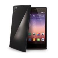 TPU pouzdro CELLY Gelskin pro Huawei P8, černé