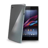 TPU pouzdro CELLY Gelskin pro Sony Xperia Z3+, bezbarvé
