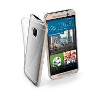 Extratenký zadní kryt CellularLine Fine pro HTC One (M9), bezbarvý