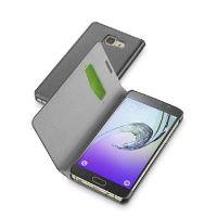 Pouzdro typu kniha CellularLine Book Essential pro Samsung Galaxy A7 (2016), černé