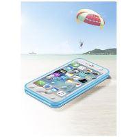 Voděodolné pouzdro Cellularline VOYAGER COMPACT pro Apple iPhone 6/6S, modré