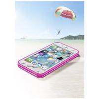 Voděodolné pouzdro Cellularline VOYAGER COMPACT pro Apple iPhone 6/6S, růžové