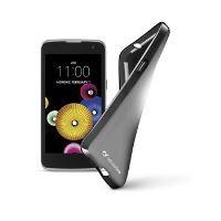 TPU pouzdro Cellularline SHAPE pro LG K4