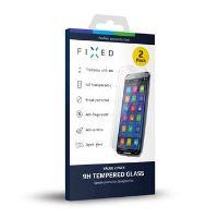 2 ks - Ochranné tvrzené sklo FIXED pro Apple iPhone 5/5S/SE, 0.33 mm