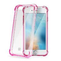 Zadní kryt CELLY Armor pro Apple iPhone 7 Plus, růžový
