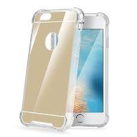 Zadní kryt CELLY Armor pro Apple iPhone 7 Plus, se zrcadlovým efektem, zlaté