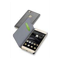 Pouzdro typu kniha CellularLine Book Essential pro Huawei P9 LITE, černé