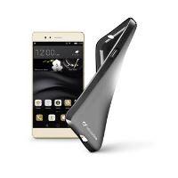 TPU pouzdro Cellularline SHAPE pro Huawei P9 LITE, černé