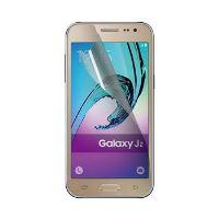 Prémiová ochranná fólie displeje CELLY pro Samsung Galaxy J2, lesklá, 2ks