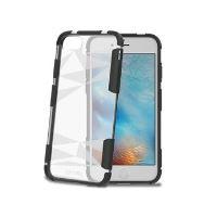 Zadní kryt CELLY PRYSMA pro Apple iPhone 7, transparentní