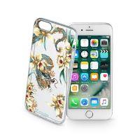 Průhledné gelové pouzdro Cellularline STYLE pro iPhone 7, motiv DRAGONS