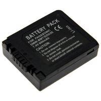 Baterie Extreme Energy typ Panasonic DMW-BM7/S002E, Li-Ion 720mAh, černá