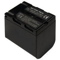 Baterie Extreme Energy typ Samsung SB-LSM320, Li-Ion 4400 mAh, šedá