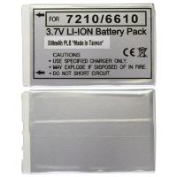 Baterie pro Nokia 2100/ 3300/ 7210/ 6610/ 6220/ 7250, Li-Ion 800 mAh, 3,7 mm