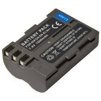 Baterie Extreme Energy typ Nikon EN-EL3e+, Li-Ion 1400 mAh, černá