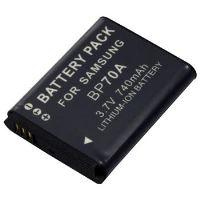 Baterie Extreme Energy typ Samsung BP-70A,  Li-Ion 740 mAh