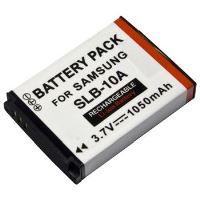 Baterie Extreme Energy typ Samsung SLB-10A,  Li-Ion 1050 mAh