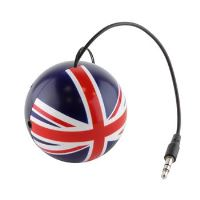Reproduktor KITSOUND Mini Buddy UK, 3,5 mm jack
